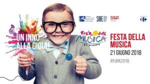 FESTA DELLA MUSICA <br> 21 – 23 Giugno 2018